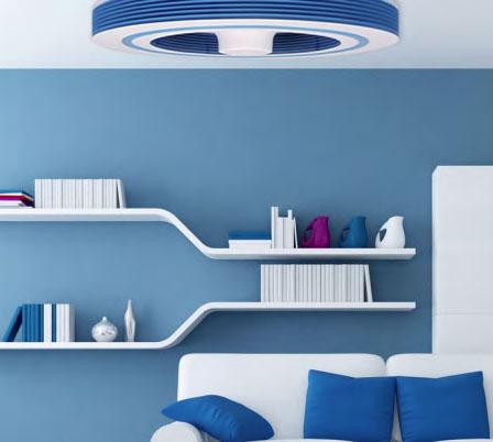 Exhale Le Ventilateur De Plafond Sans Pales Tout L Univers Btp