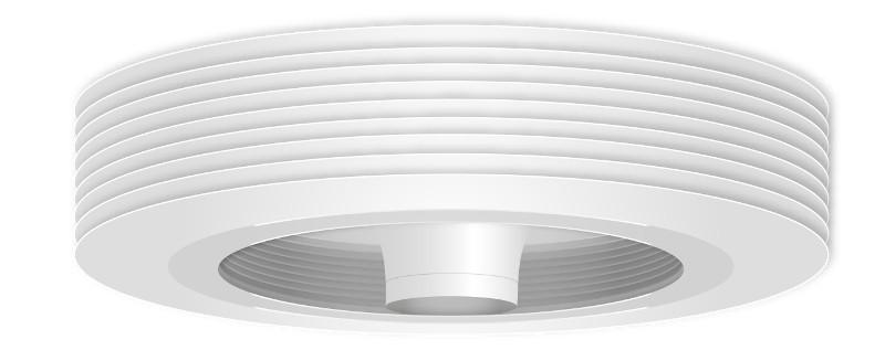 Ventilateur de plafond sans pales | Ventilateurs Exhale Fans